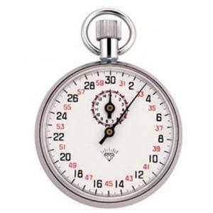 【tshop】 手巻き アナログ式 ストップウォッチ 最小目盛(秒):1/10 タイミングレース タイムウォッチ 【アンティークでお洒落なストップウォ vivian4988