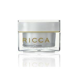 ドクターセレクト・RICCA(リッカ )プラセンタクリーム 30g (さっぱりタイプ)|vivian4988