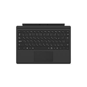 マイクロソフト Surface Pro タイプカバー ブラック FMM-00019 vivian4988