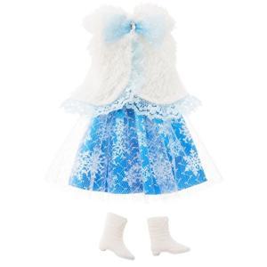 リカちゃん ドレス LW-19 スノーエンジェルケープ|vivian4988