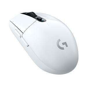 Logicool G ゲーミングマウス 無線 G304 HEROセンサー LIGHTSPEED ワイ...