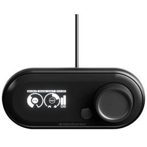 【国内正規品】PC PS4対応 サラウンド ゲーミング オーディオ USBDAC アンプ Steel...
