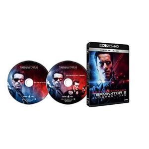 ターミネーター2 4K Ultra HD Blu-ray Ultra HD Blu-ray +Blu...