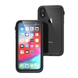 カタリスト iPhone XR 完全防水ケース ブラック CT-WPIP18M-BK