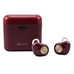 AVIOT アビオット 日本のオーディオメーカー TE-D01d Bluetooth イヤホン 高音...