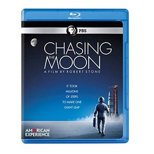 American Experience: Chasing the Moon [Blu-ray]