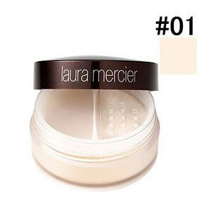 laura mercier ローラメルシエ ミネラルフィニッシングパウダー #01 トランスルーセント 12g|viviange