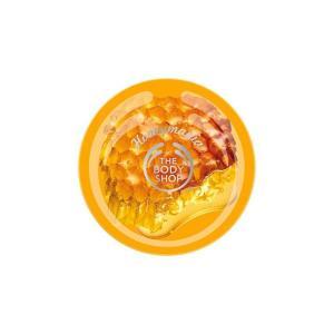 THE BODY SHOP ザ ボディ ショップ ボディ バター HM (ハニーマニア) 200ml|viviange