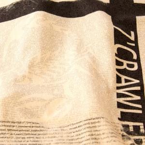 アメカジ/セブンスクローラー/メンズ ロンT ロングTシャツ 長袖/金運上昇 正規品 ナチュラルイエロー|vividstyle|03