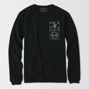 アメカジ/セブンスクローラー/メンズ ロンT ロングTシャツ 長袖/正規品 ブラック|vividstyle|02