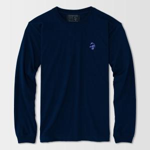 アメカジ/セブンスクローラー/メンズ ロンT ロングTシャツ 長袖/正規品 ネイビー|vividstyle|02