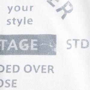 アメカジ/セブンスクローラー/メンズ Tシャツ 半袖/正規品 ホワイト|vividstyle|06