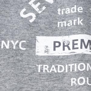 アメカジ/セブンスクローラー/メンズ Tシャツ 半袖/正規品 グレー|vividstyle|03
