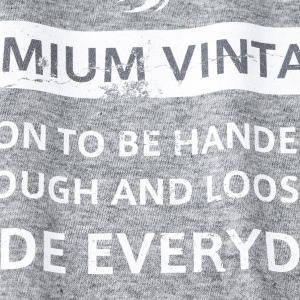 アメカジ/セブンスクローラー/メンズ Tシャツ 半袖/正規品 グレー|vividstyle|05