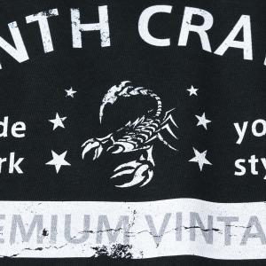 アメカジ/セブンスクローラー/メンズ Tシャツ 半袖/正規品 ブラック|vividstyle|04