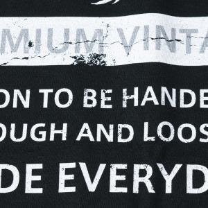 アメカジ/セブンスクローラー/メンズ Tシャツ 半袖/正規品 ブラック|vividstyle|05