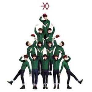 EXO Winter Special Album - 12月の奇跡(中国語版)(韓国盤)/EXOの画像