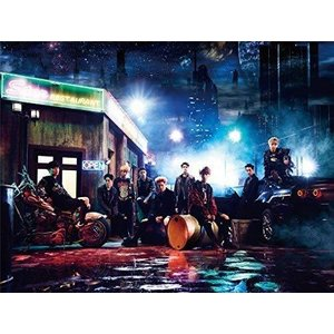Coming Over(CD+DVD)(スマプラ対応)(初回生産限定盤)/EXOの画像