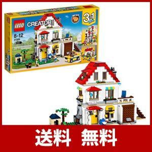 レゴ(LEGO)クリエイター ファミリーコテージ 31069|vnet-factory