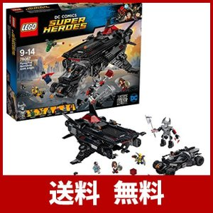 レゴ(LEGO)スーパー・ヒーローズ フライングフォックス:バットモービル・エアーリフト・アタック 76087|vnet-factory
