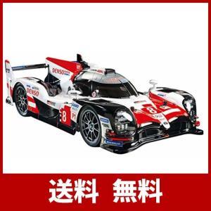 タミヤ 1/10電動RCカーシリーズ No.665 トヨタ ガズーレーシング TS050 HYBRID (F-103GTシャーシ) 58665|vnet-factory