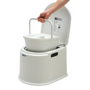 ダンノ(DANNO) ポータブルトイレ D7806|vogue-premium