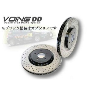 アルファロメオ 147 1.6 2.0 ツインスパーク 937BX /937AB VOING DD ドリルドブレーキローター|voing-sp