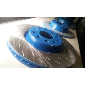 ブレーキローターオプションカラー 全体ブルー塗装|voing-sp