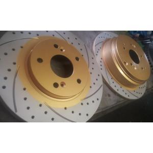ブレーキローターオプションカラー 全体ゴールド塗装|voing-sp