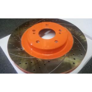 ブレーキローターオプションカラー 全体オレンジ塗装|voing-sp