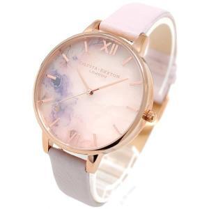 オリビアバートン 腕時計 レディース OLIVIA BURTON レザー ローズクォーツ|vol8