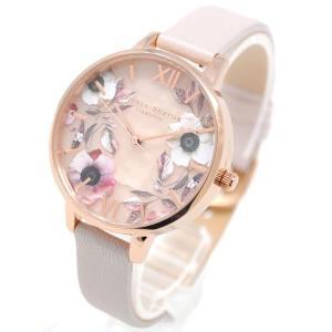 オリビアバートン 腕時計 レディース OLIVIA BURTON レザー ローズクォーツ vol8