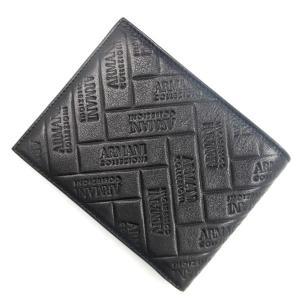 アルマーニコレツィオーニ 二つ折り財布 メンズ ArmaniCollezioni レザー|vol8