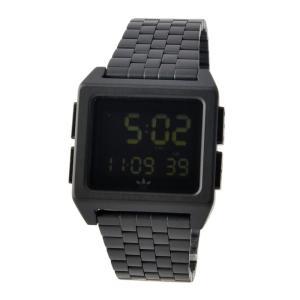 アディダス 腕時計 レディース&メンズ ARCHIVE M1 adidas デジタル ブラック vol8