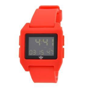 アディダス 腕時計 メンズ&レディース adidas デジタル スクエア デュアルタイム|vol8