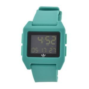 アディダス 腕時計 メンズ&レディース adidas デジタル スクエア カレンダー|vol8