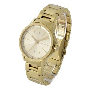 アルマーニエクスチェンジ 腕時計 レディース ARMANI EXCHANGE ゴールド|vol8|02