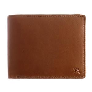 アーノルドパーマー 二つ折り財布 メンズ ARNOLD PALMER レザー ブラウン vol8