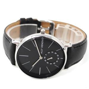 アリーデノヴォ 腕時計 メンズ&レディース ALLY DENOVO レザー|vol8|02