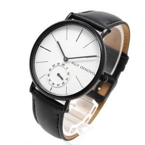 アリーデノヴォ 腕時計 メンズ&レディース ALLY DENOVO レザー|vol8