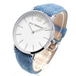 アリーデノヴォ 腕時計 レディース ALLY DENOVO|vol8