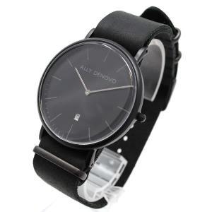 アリーデノヴォ 腕時計 レディース ALLY DENOVO レザー|vol8