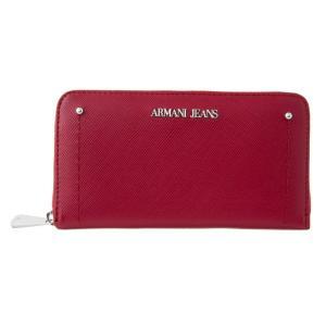 アルマーニジーンズ 長財布 レディース&メンズ Armani Jeans レッド|vol8