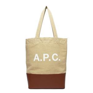 アーペーセー トートバッグ レディース&メンズ APC シンプル レザー|vol8