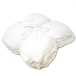 ベアフットドリームス シングルブランケット レディース&メンズ BAREFOOT DREAMS ホワイト|vol8