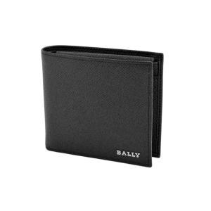 バリー 二つ折り財布 メンズ BALLY レザー...