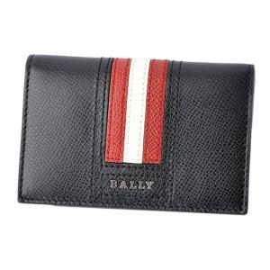 バリー(BALLY)の名刺入れです。  バリー(BALLY)の特徴は、絶妙なレザークラフトです。18...