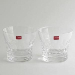 バカラ ペアタンブラーセット グラス レディース&メンズ ビバ Baccarat クリア|vol8