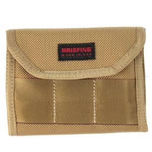 ブリーフィング 二つ折り財布 メンズ BRIEFING ベージュ|vol8