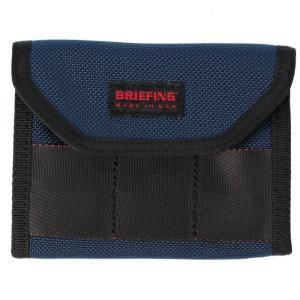 ブリーフィング 二つ折り財布 メンズ BRIEFING ネイビー|vol8